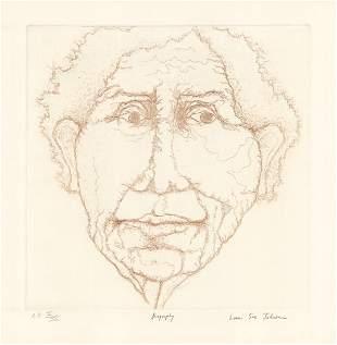 Lonni Sue Johnson Biography Etching