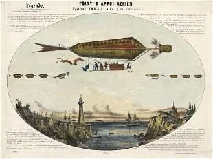 Point D'Appui Aerien, Ballooning Concept