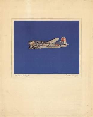 Stratoliner in Flight