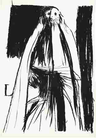 Leonard Baskin, Patriarch / Oedipus at Colonus