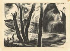 Alice Harold Murphy, The Rock + The Wave