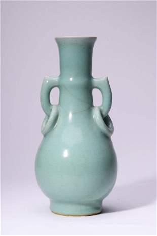 Imitation Longquan Ware Vase