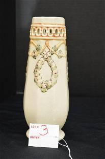 Weller Roma Style Vase 8 12 in