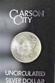 1884CC GSA Morgan Silver Dollar Mint State Proof Like,