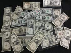US Vintage Currency