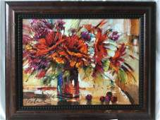 Michael Milkin Oil Painting