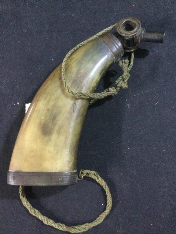 Early Powder Horn