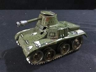 Vintage Pair of German Gamma Tanks