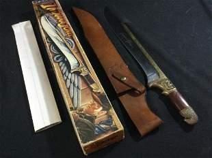 Indiana Jones Movie Khyber Bowie Knife