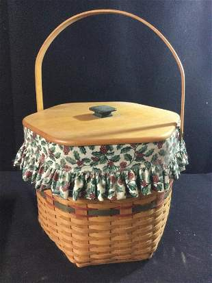 Large Longaberger Basket