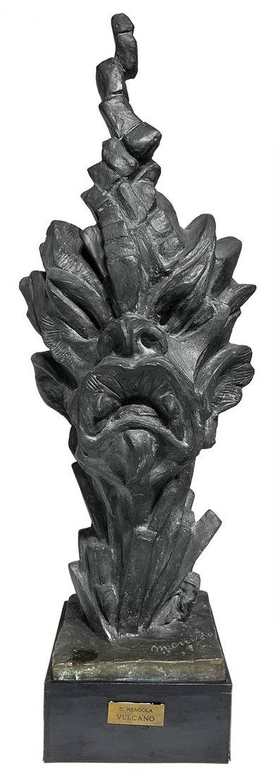Carmelo Mendola (Catania, 1895 ? Catania, 1976). Bronze