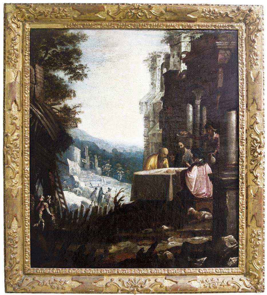 Italian painter from the 16th century, Venetian school.