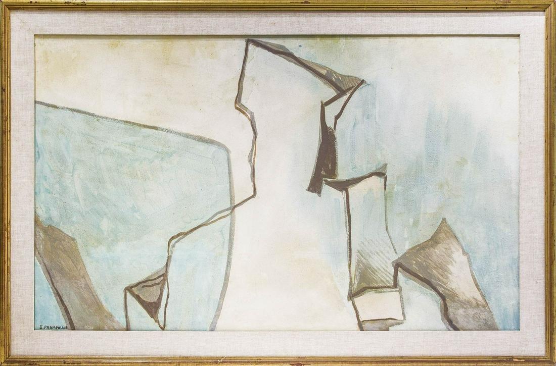 Prampolini Enrico (Modena 1894 ? Rome 1956). Abstract