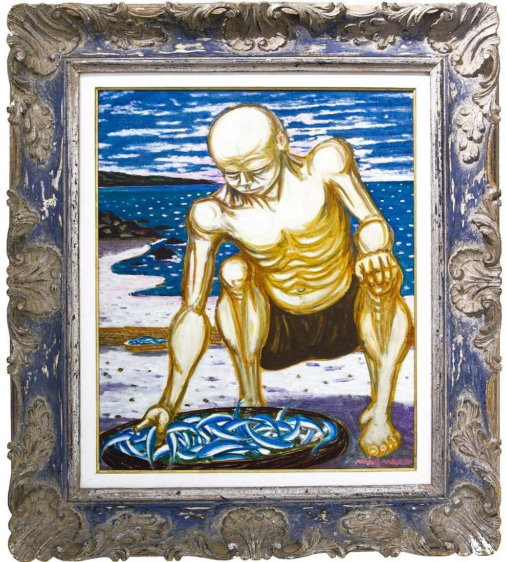 Giuseppe Migneco (Messina 1903 ? Milano 1997). The
