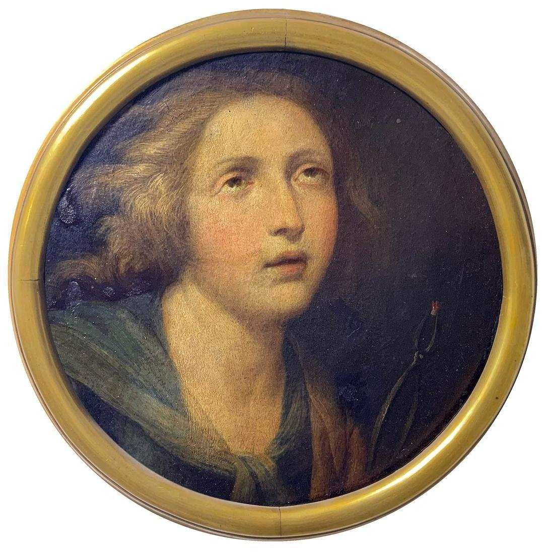 Italian painter from the 17th centruy, Domenichino