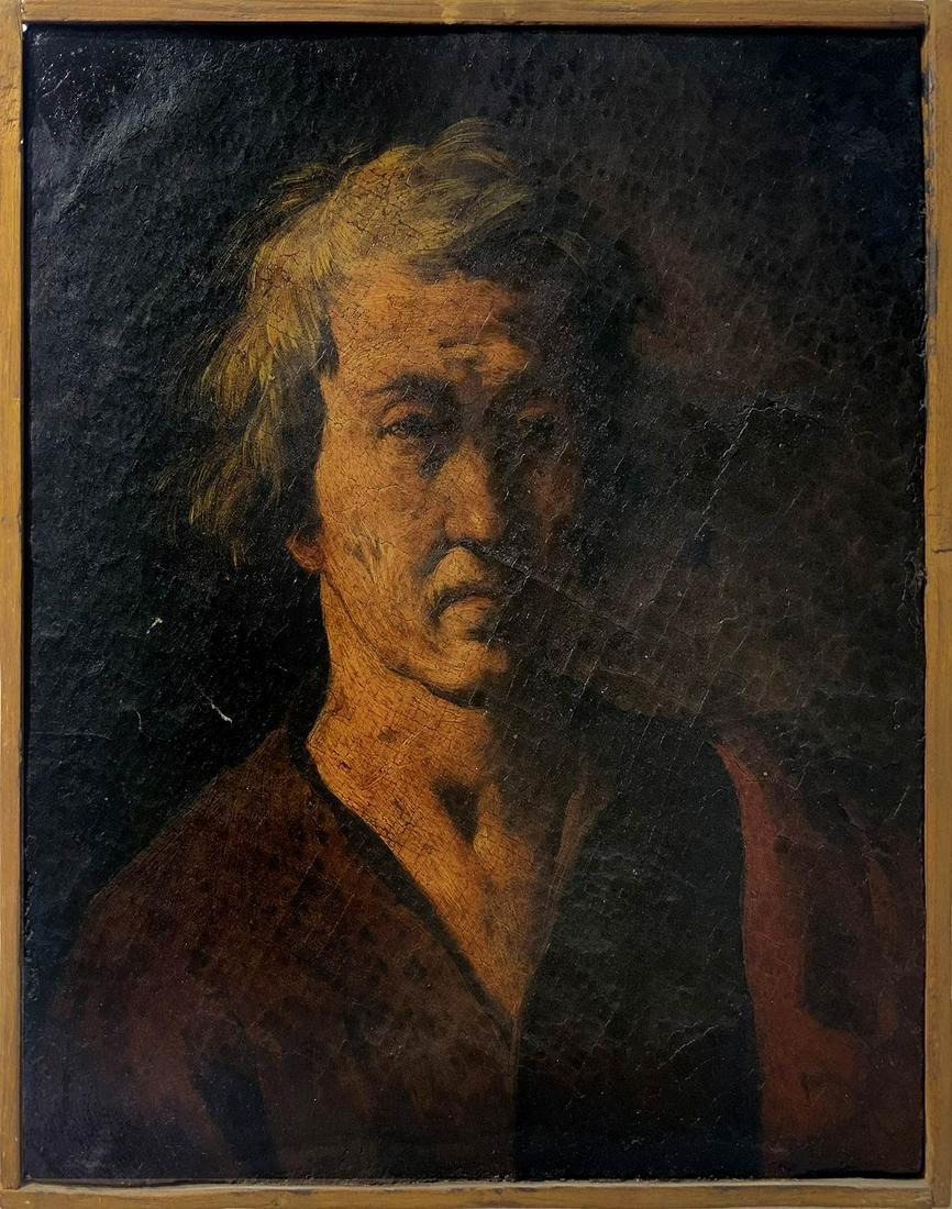 Allegedly by Giuseppe Errante (Trapani 1760-Roma 1821).