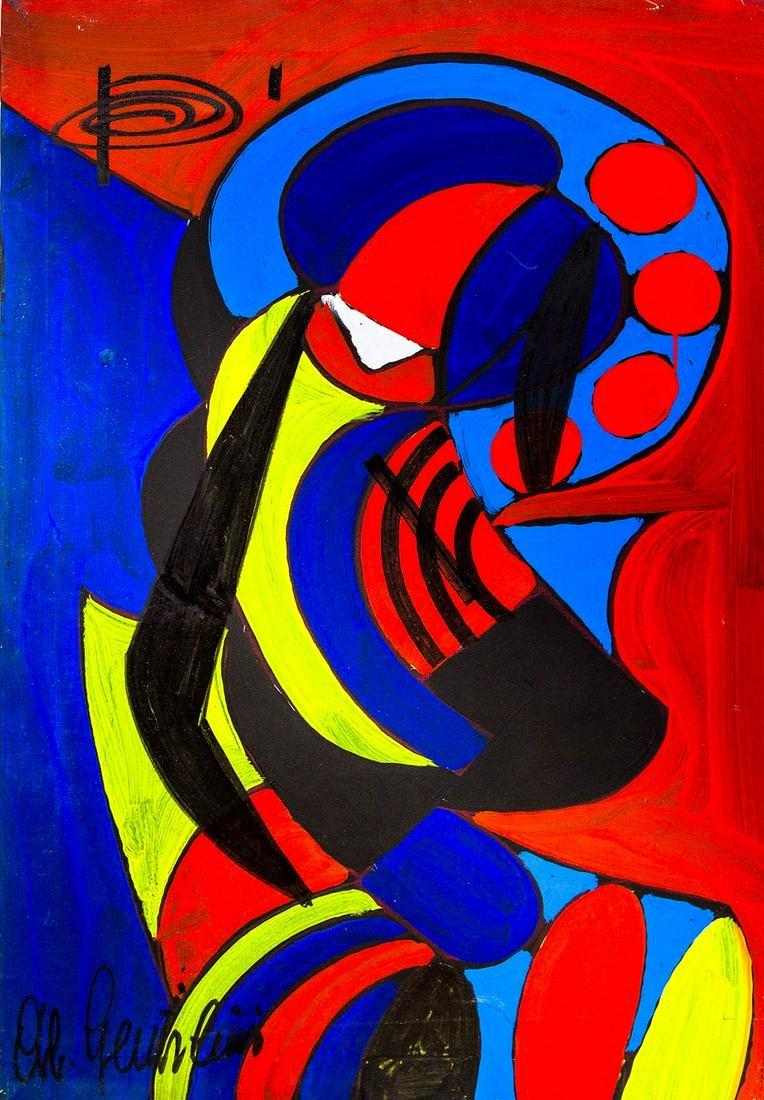 Aldo Gentilini (Genova 1912- Volpeglino 1982). Abstract