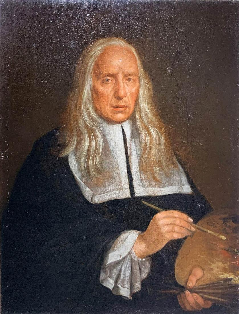 Agostino Scilla (Messina 1629 ? Roma 1700). Self
