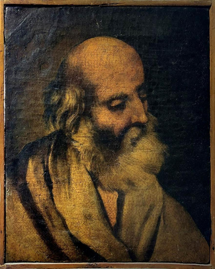 Attribuito Giuseppe Errante (Trapani 1760-Rome 1821).