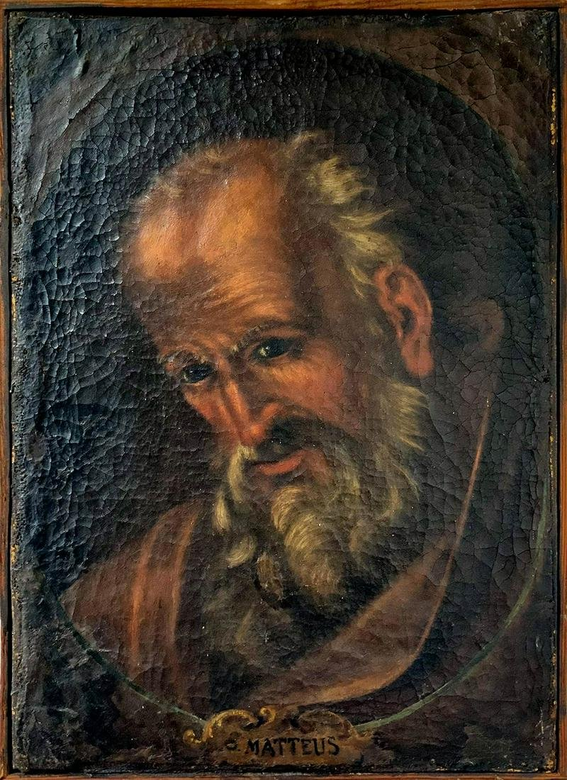 Italian painter from the 17th/18th century, Portrait of