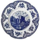 Johnson Bros England, Old Britain Castles. Dish. 25 Cm