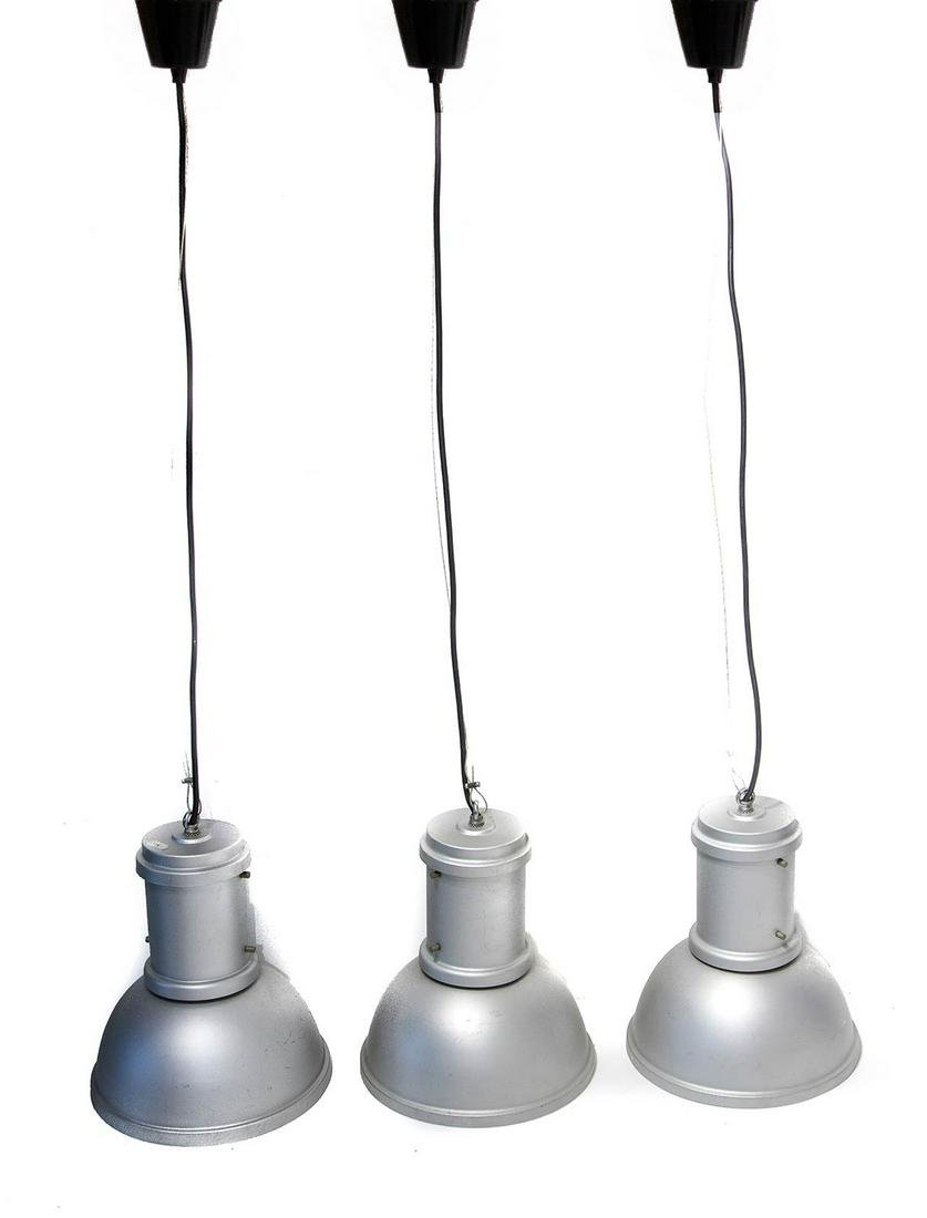 Fontana Arte, from the 90s. Three suspension lamps.