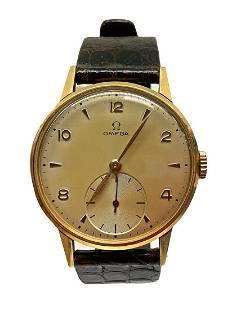 Omega vintage men's watch