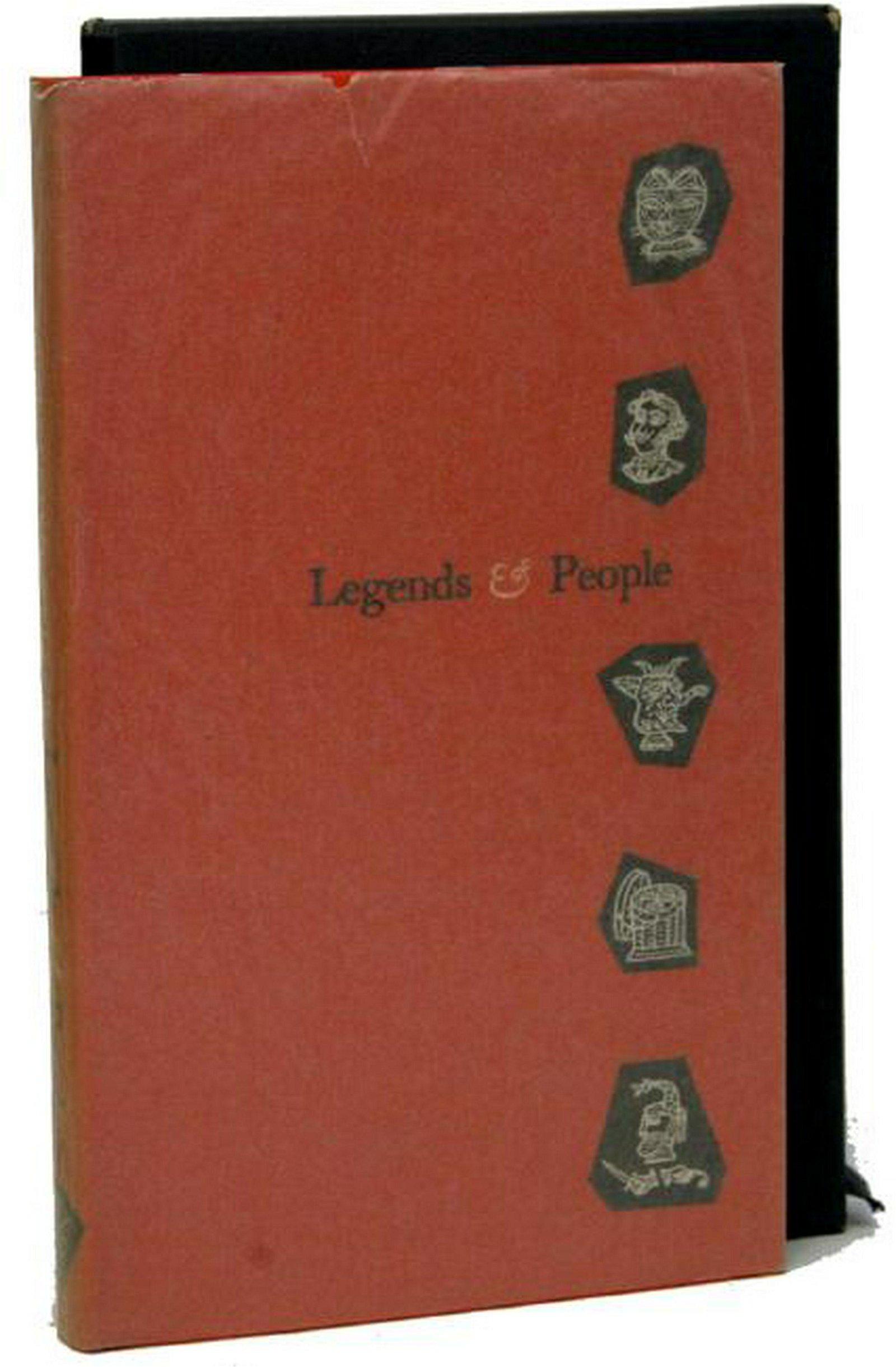 "Keller, Gottfried - ""Legends & People"""
