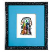 James Rizzi - 3D - Big Brother - Signed & Numbered