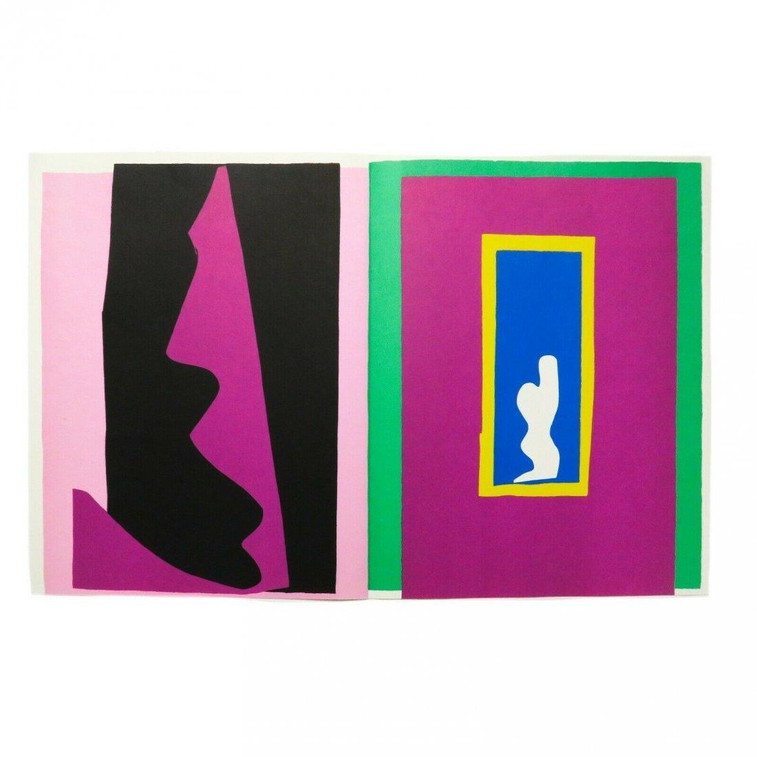 Henri Matisse - Destiny (Le Destin), Plate XVI from