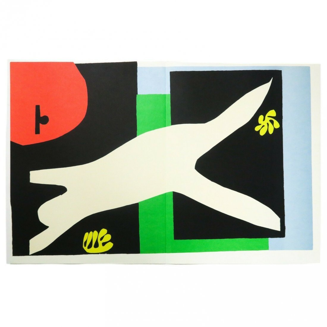 Henri Matisse The Swimmer in the Tank La nageuse dans