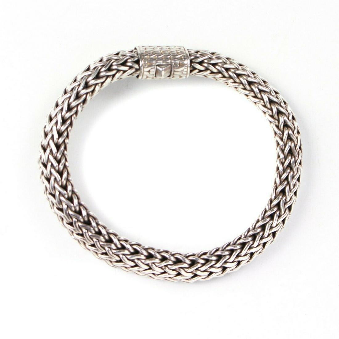John Hardy - Bracelet - Sterling Silver Chain .925