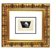ERTE - Print - Mixed Media - Framed Art Painting
