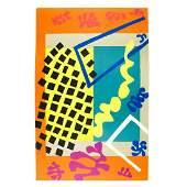 HENRI MATISSE -'Les Codomas' - Jazz Suite Lithograph