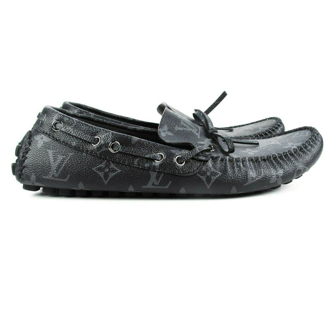 Louis Vuitton - LV Arizona Moccasin Loafers - Womens 9