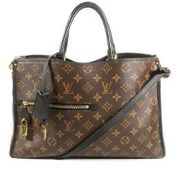 Louis Vuitton - Popincourt Brown LV Monogram Tote
