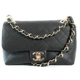 Chanel - 2020 CC Quilted Flap Crossbody Bag