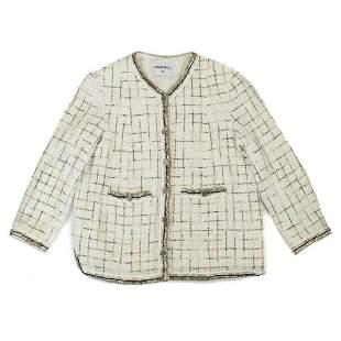 Chanel - Robot Collection Skirt Suit - Tweed Blazer &