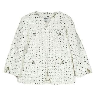 Chanel - New - 2017 - 17P Robot Collection  Zip-up