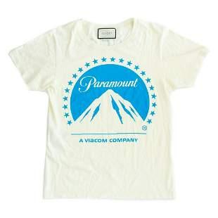 Gucci - Paramount Studios Graphic T-Shirt  Size: