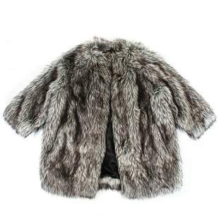Prada - ECO Fur Coat - Oversized US 0 - 38