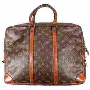 Louis Vuitton - Large Laptop Briefcase Bag Vintage