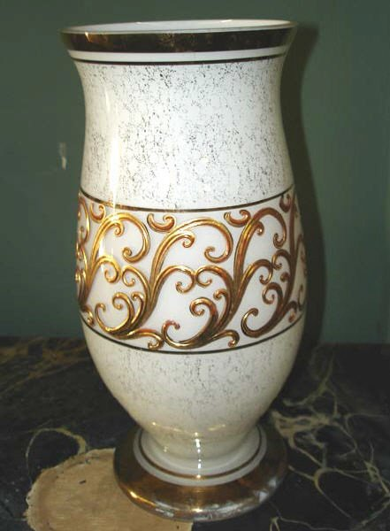 709: A Good italian Art Glass Vase