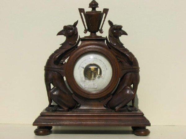 3: Unusual Griffin Form Barometer