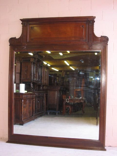 11: Monumental Over Mantle Mirror