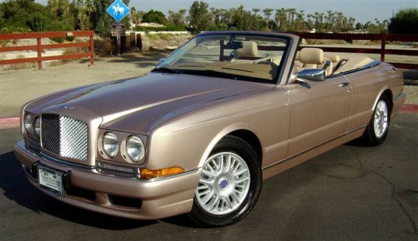 5060: 2002 Bentley Azure