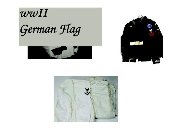 1302: WWII USA and German Articles