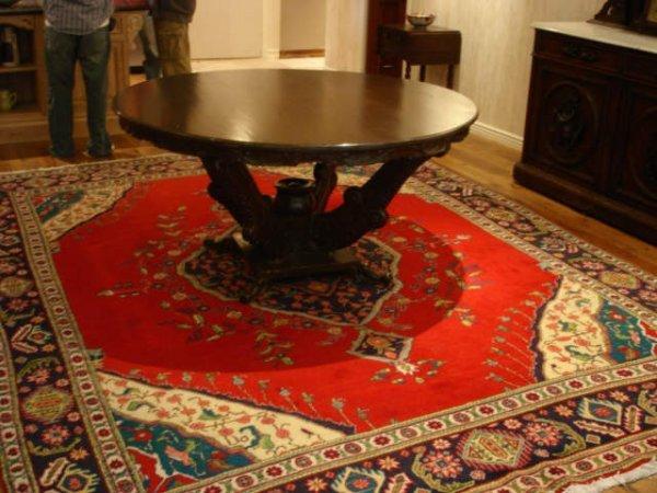 3007: 1920s Round Table