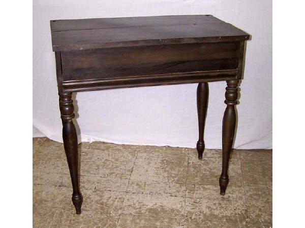 5: Walnut Spinnet Desk