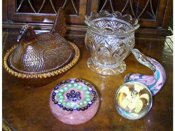 7: Lot of Assorted Glassware Miscellaneous